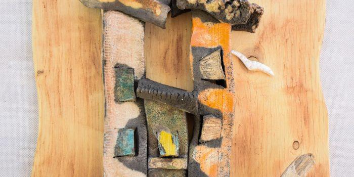 038 Casetta Raku 1 Marina Rizzelli ceramica