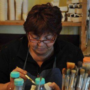 Marina Rizzelli Artista Ceramica Raku